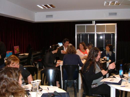 Organización del evento Planeta Azul – Mar del Plata. Con la participación de Profesores de la Universidad Ben Gurion del Neguev de Israel