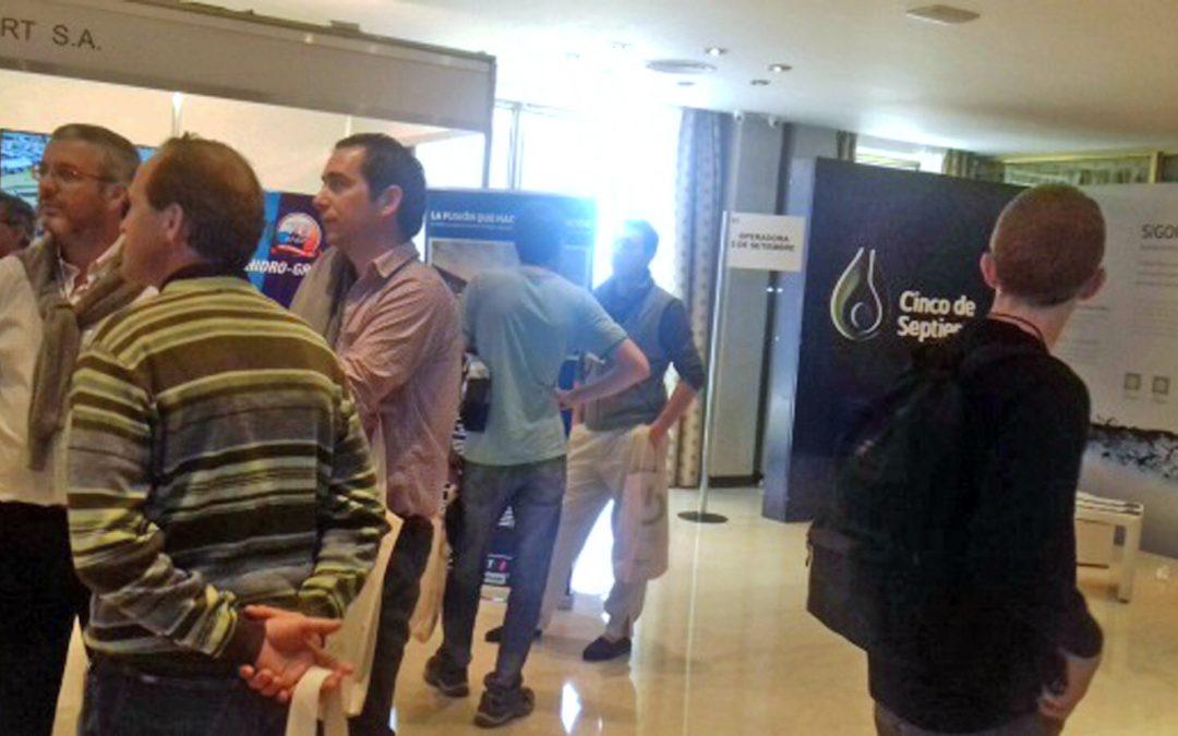 Participación en Expo Técnica Cooperativa FEDECOBA – Federación de Cooperativas de la Provincia de Buenos Aires – Hotel Costa Galana – Mar del Plata.