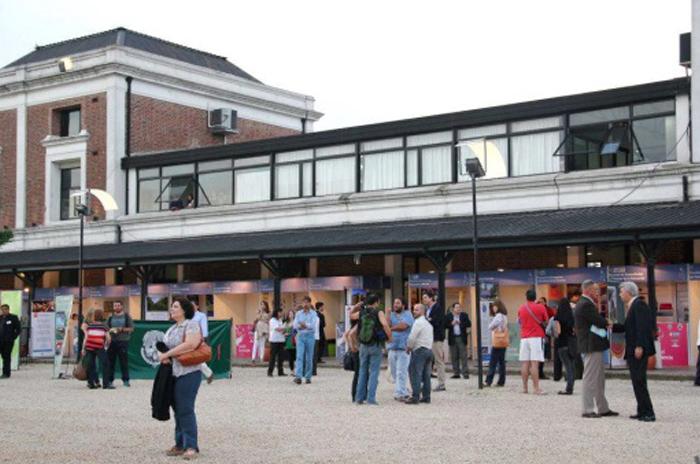 """Participación en la Feria Ambiental """"Ciudad ConCiencia 2012"""" en el Centro Cultural """"La Vieja Estación"""" de la ciudad de Ensenada."""